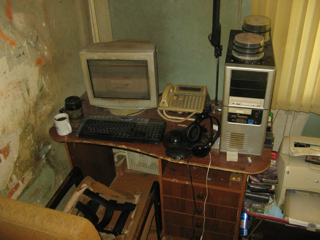 The Worst Work Stations Ever