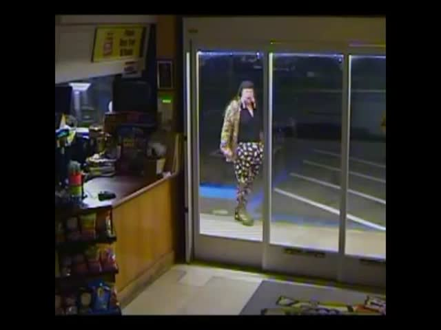 Bumbling Burglar in the Most Ridiculous Break-in Attempt Ever