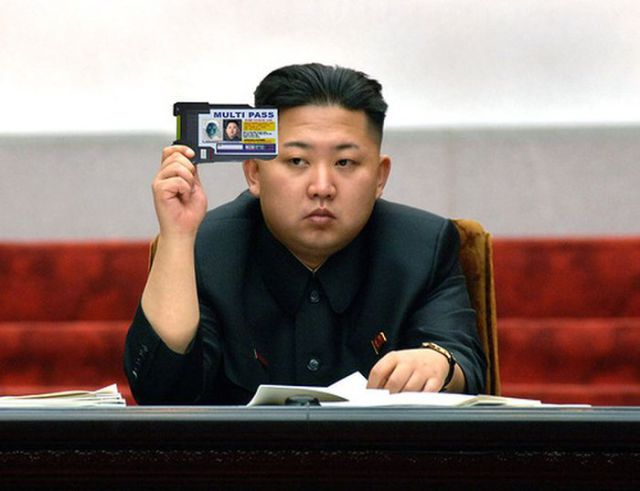 Kim Jong-Un May Not Find These Photoshopped Pictures Funny