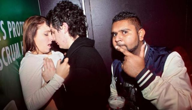 Painfully Awkward Nightclub Photos. Part 2