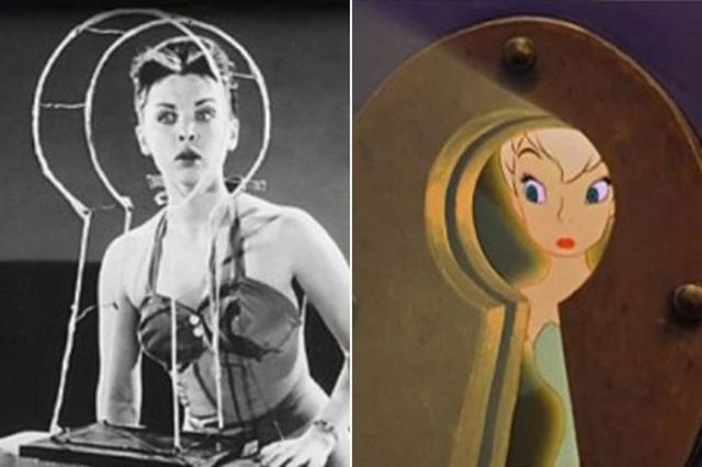 See Who Were the Real Life Models for Disney Characters