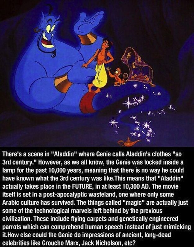 Ruining Your Childhood Memories with One Dirty Revelation after ...