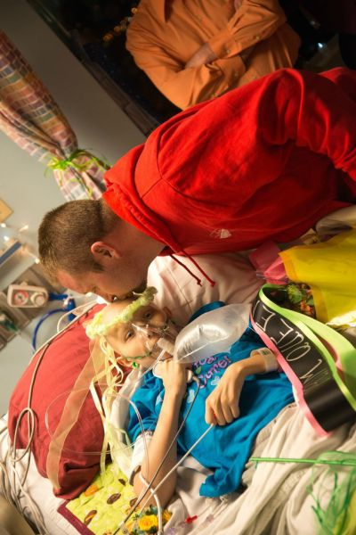 Terminally Ill Girl Gets the Prom She Always Dreamed Off