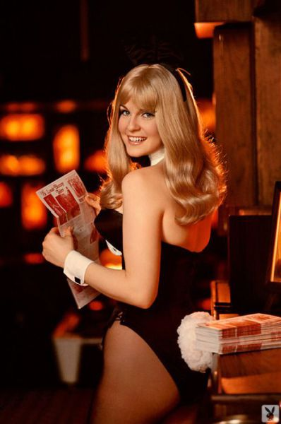 The Glorious Life of Playboy Bunnies from the Past