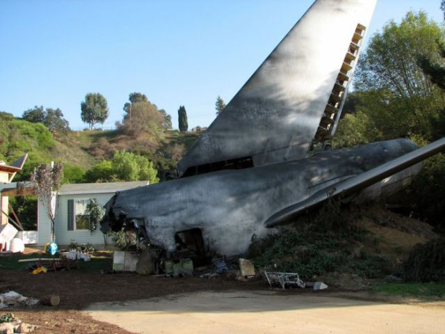 What Used to Be a Boeing 747 for Steven Spielberg