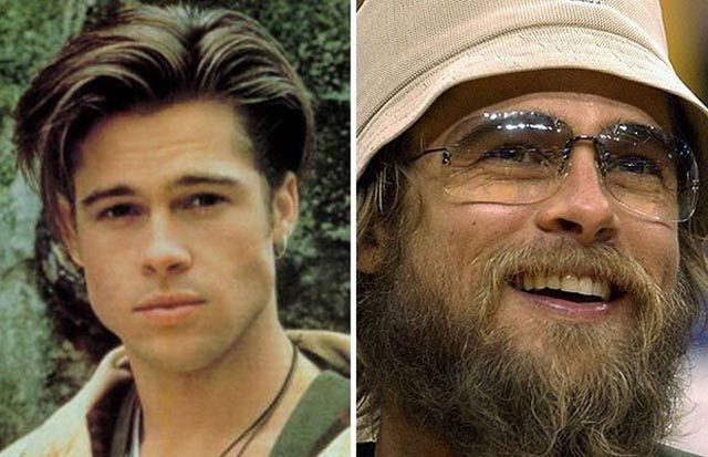 How Famous Celebs Have Aged Over Time