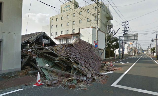 The Ghost Town That Is a Casualty of Fukushima