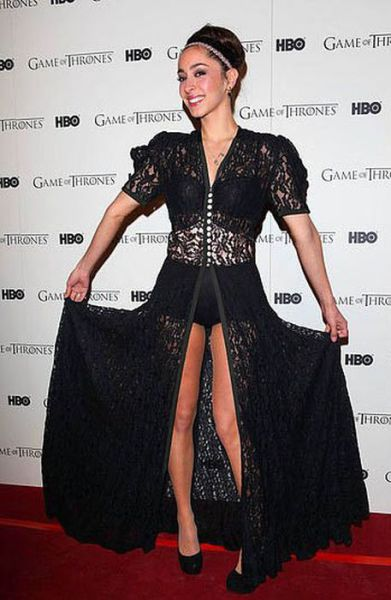 "The Gorgeous Leading Ladies of ""Game of Thrones"" TV Series"