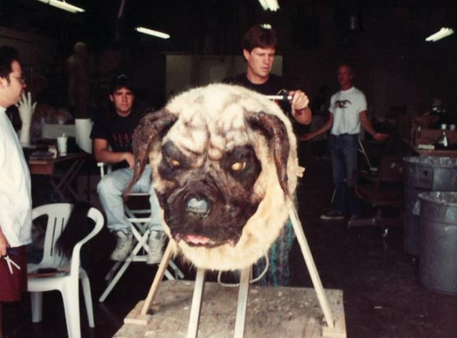 "The Making of the Beast from ""The Sandlot"""