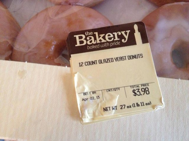 "The Sneaky ""Best Before"" Date of Walmart Donuts"