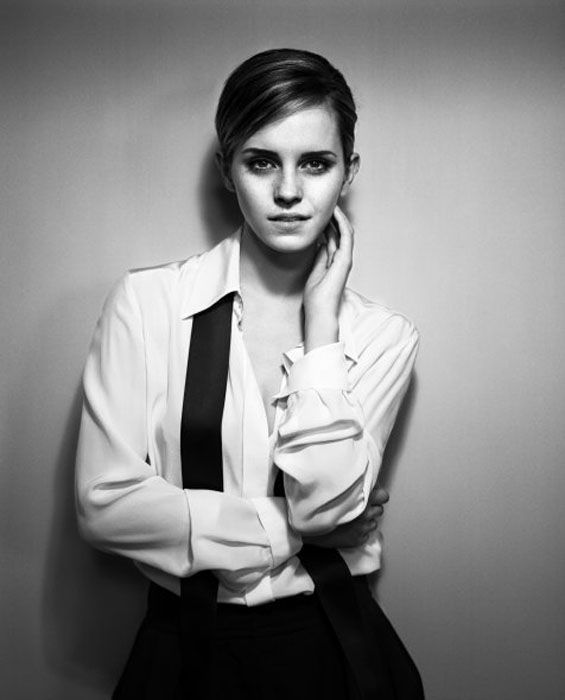 Emma Watson Grew Up to Become One Smoking Hot Babe