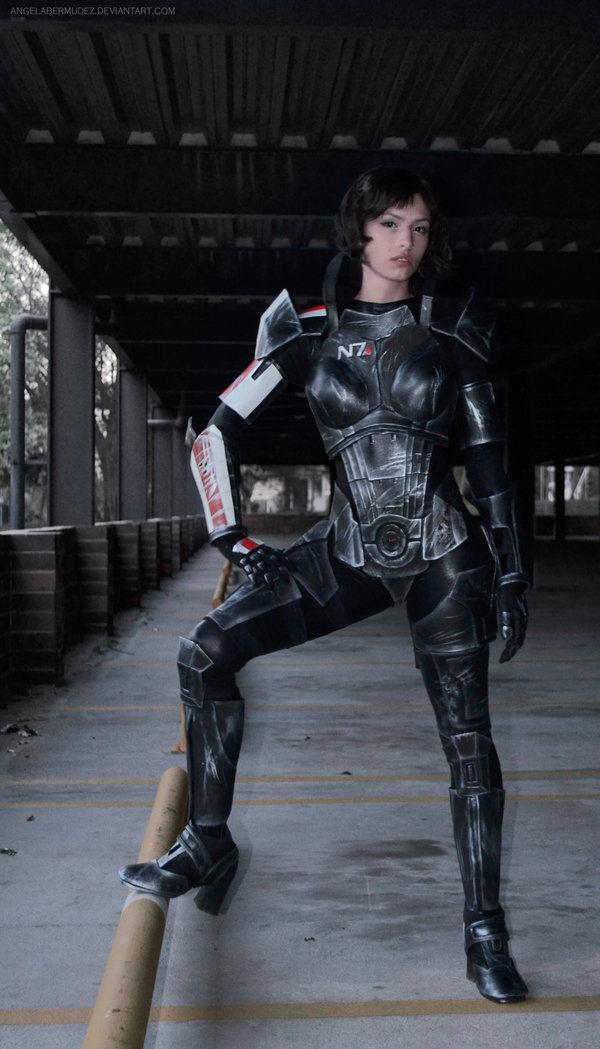 0 Apr Car >> Super-Hot and Sexy Mass Effect Cosplay (9 pics) - Izismile.com