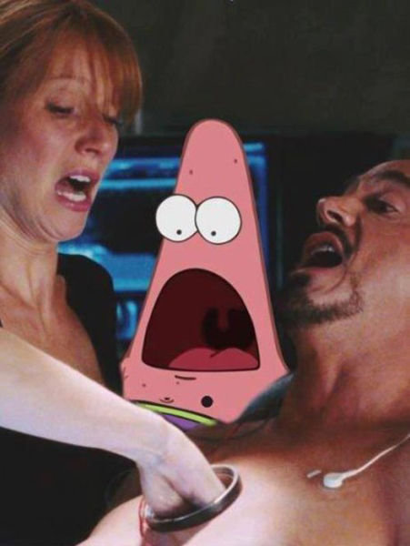 Surprised Patrick in Some Funny Situations (15 pics + 12 ...