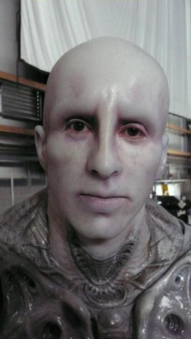 "The Making of an Engineer from ""Prometheus"""
