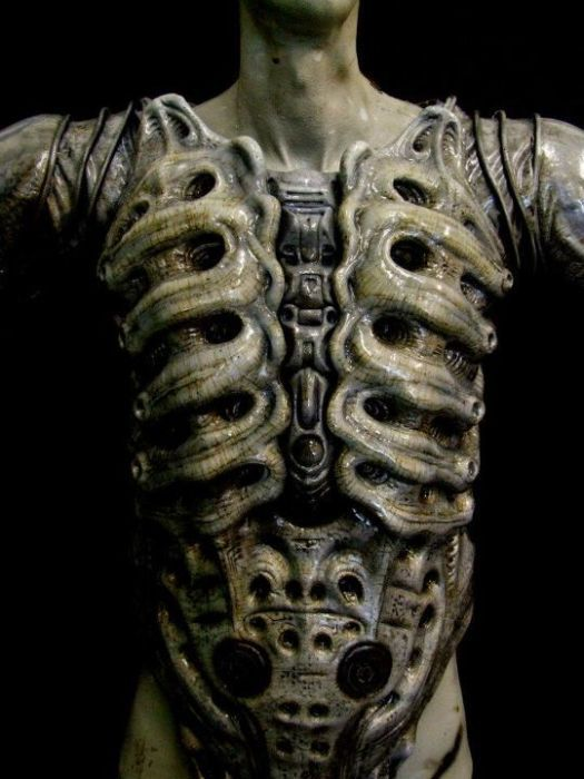 """The Making of an Engineer from """"Prometheus"""""""