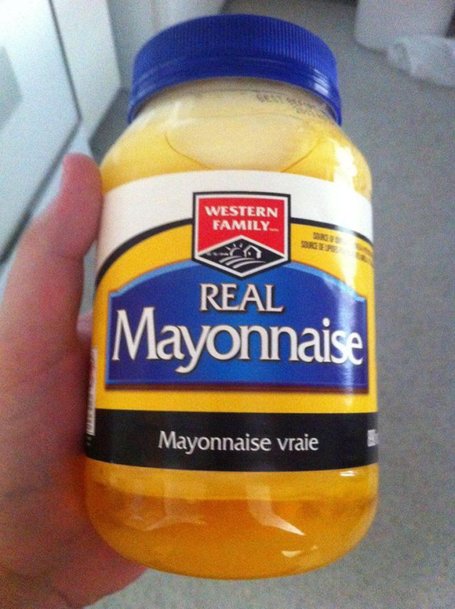The Sneakiest Mayonnaise Jar Trick Ever