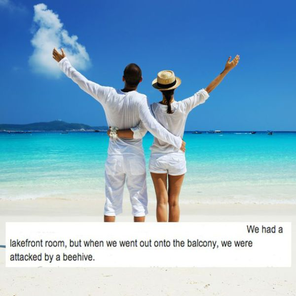 The Strangest and Most Cringe-Worthy Hotel Reviews