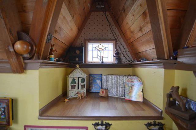 A Spectacular Designer Kiddies Tree House