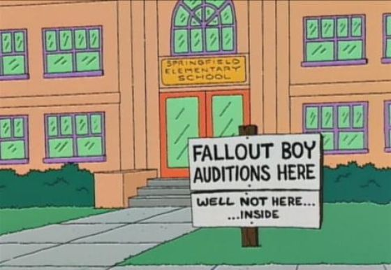 "Hilarious Background Jokes Seen on ""The Simpsons"""