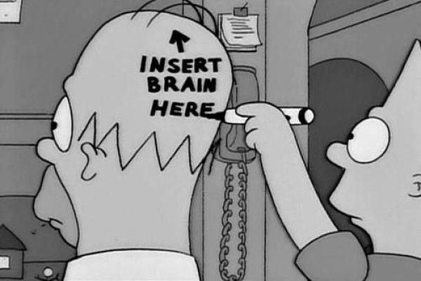 "Hilarious Background Jokes Seen on ""The Simpsons"""