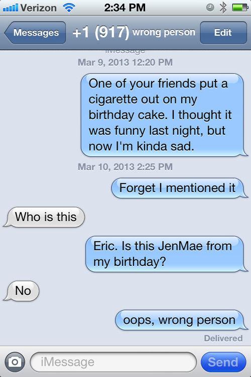 Instead of Prank Calls, Now We Have Prank Texts