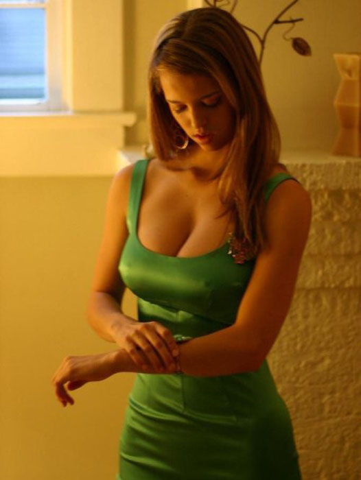 Oh My, Those Tight Dresses. Part 16