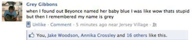 People Really Do Say the Dumbest Things on Facebook