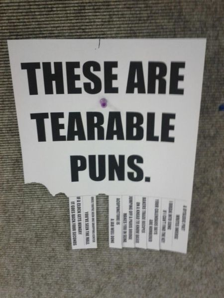Perfect Puns to Make Your Day