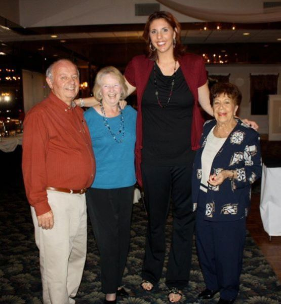 Terrifyingly Tall Women
