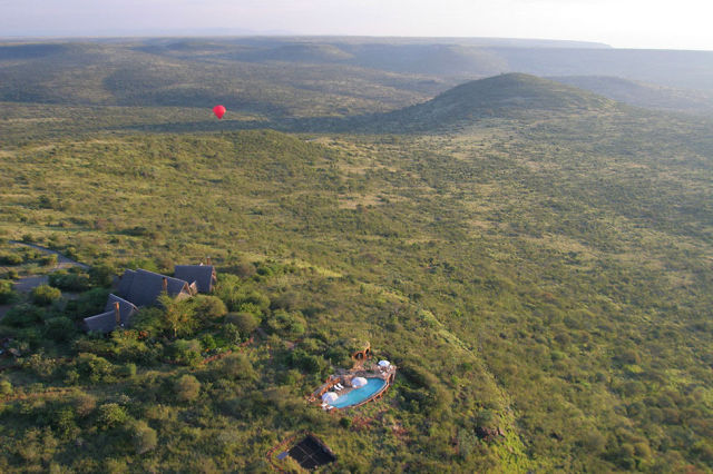 A Majestic African Hotel Experience in Kenya