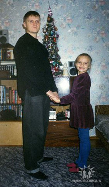 A Two Decades Long Father-Daughter Photo Project