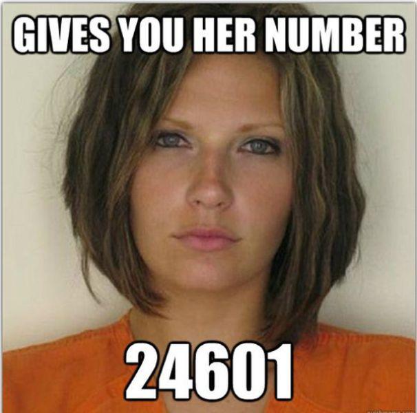 Pretty Female Convict Becomes A Cute Internet Meme 25