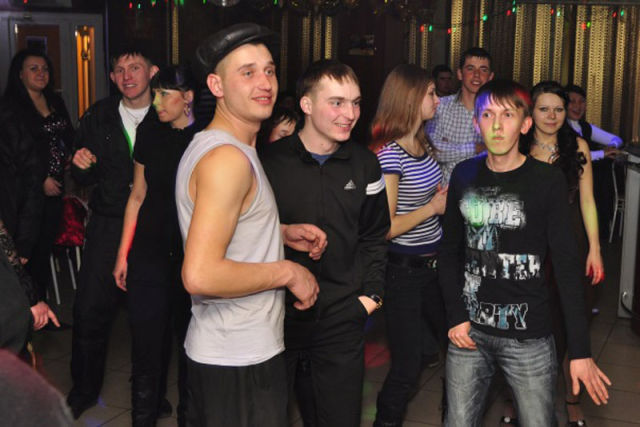 A Raunchy and Raucous Russian Disco