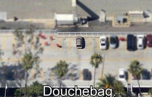 I'm Watching You, Douchebag