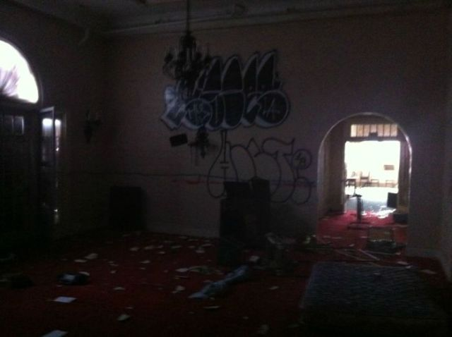 Derelict New York City Hotel Remains Abandoned