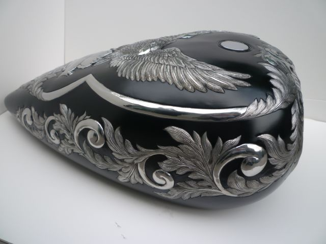 Exquisite Handmade Custom Motorcycle Parts