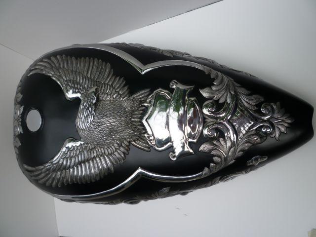 Exquisite Handmade Custom Motorcycle Parts