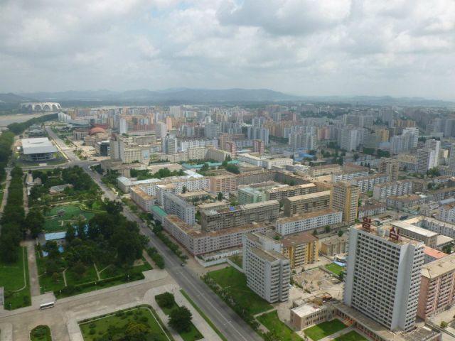 Tourist Photos Document a Journey around North Korea