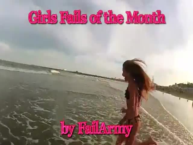 Girls Fails of March
