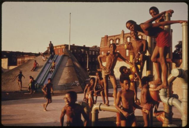 A Photo Memory of Brooklyn in the Summer of '74