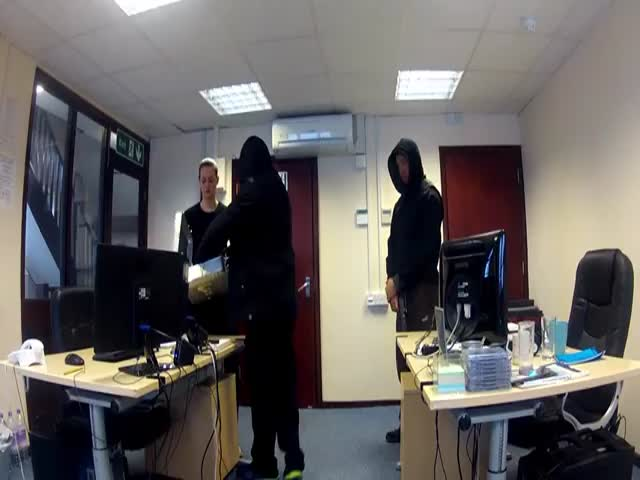 Insane Office Escape – Star Wars Edition
