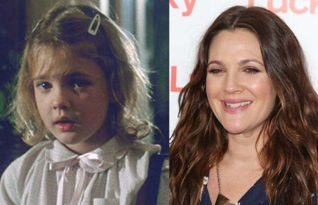 A Few Faces You Will Recognise from Childhood Movies…