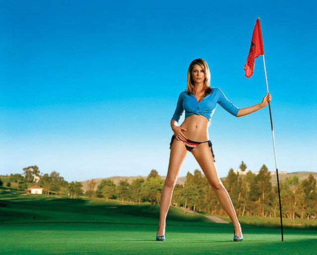 Golf Needs More Girls That Look Like This