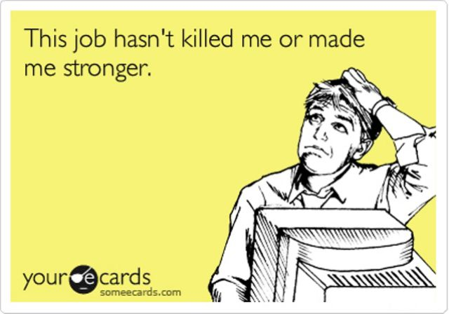 If You Hate Work, Then You Will Love These Cards