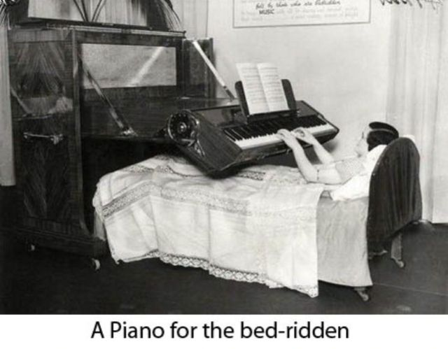 Oldie of the Day: I Can't Decide If These Historical Inventions are Crazy or Cool