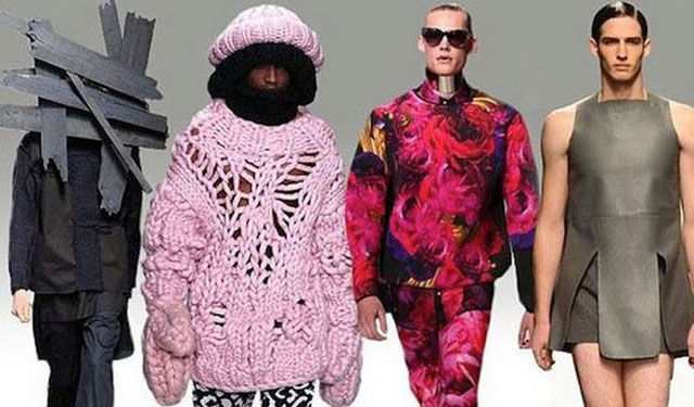 Freaky Fashion Inspired By Your Worst Nightmares