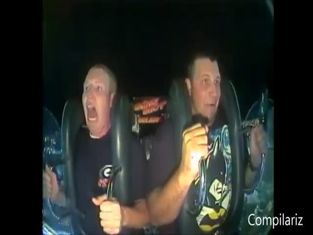 The Ultimate Slingshot Ride Compilation