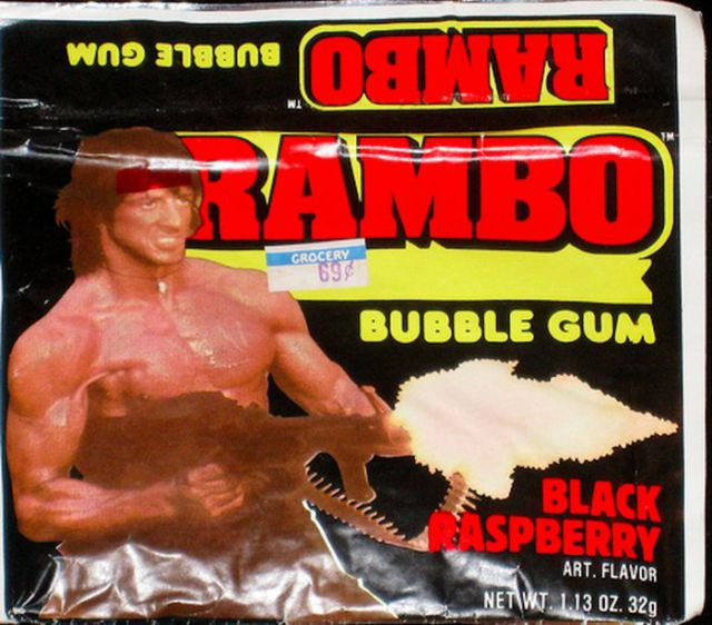 The Coolest Candies from the '80's
