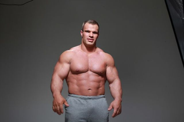 The Real-Life Incredible Hulk