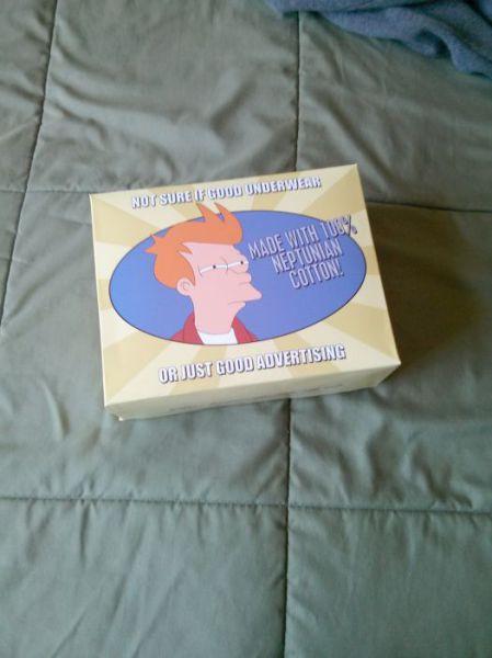 A Fantastic Gift for Futurama Fans